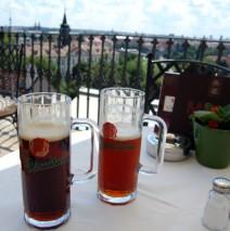 Погоня за чешским пивом